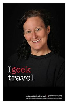 Patti geeks travel