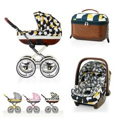 If you have a big budget and want a limited edition set of wheels for your little one, you probably want to have a look at The Wonder by Cosatto. Theres only 500 of them being made, so very exclus…