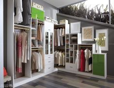 California Closets provides a range of unique and beautiful custom closets, closet organizers, and closet storage systems for any room in the home. Custom Closet Design, Walk In Closet Design, Custom Closets, Closet Designs, Loft Closet, Build A Closet, Closet Shelves, Closet Bedroom, Closet Space