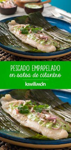 Fish Recipes, Mexican Food Recipes, Chicken Recipes, Cute Food, Good Food, Yummy Food, Healthy Cooking, Cooking Recipes, Healthy Recipes