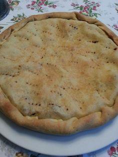 Calzone, Focaccia Pizza, Stromboli Recipe, Italian Recipes, Vegan Recipes, Cooking Recipes, Pizza E Pasta, Pizza Rustica, Empanadas