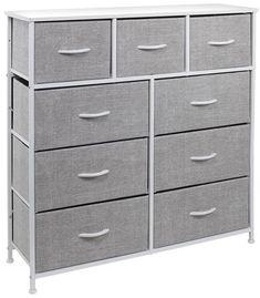 3-Tier Fruit Basket Stand – Sorbus Home Fabric Drawers, Fabric Bins, Fabric Storage, Storage Drawers, Storage Shelves, Storage Chest, Furniture Storage, Box Storage, Storage Baskets