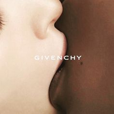 Givenchy Kissing - ad campaign, skin, editorial, fashion