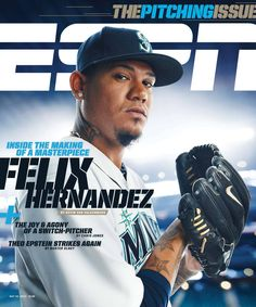 Free Download ESPN The Magazine #Magazine - May 25,2015. SHOW OF HANDS Pat Venditte, currently toiling as an Oakland A's farmhand, could wind up as the first pitcher in the modern era to  make the bigs as both a righty and a lefty. By Chris Jones,MIGHTIER PEN Hi #espnthemagazine #sports #espn