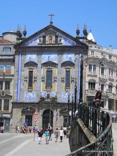 Igreja dos Congregados #azulejos #Porto #Portugal