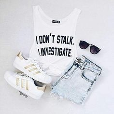 Outfits For Teens – Lady Dress Designs Girls Fashion Clothes, Teen Fashion Outfits, Girl Fashion, Cute Casual Outfits, Short Outfits, New Outfits, Girls Summer Outfits, Outfits For Teens, Gorgeous Teen