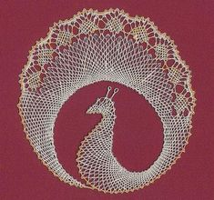 Bobbin Lace Patterns, Lacemaking, Lace Jewelry, Hand Fan, Insects, Butterfly, Birds, Crafty, Pillows