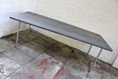 Bevan Grey Washed Reclaimed Scaffolding by UrbanGrainInteriors