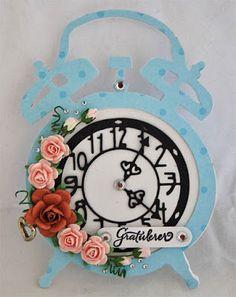 Bodils hobbyblogg Decorative Plates, Clock, Wall, Home Decor, Watch, Decoration Home, Room Decor, Interior Design, Home Interiors