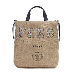 FEED 2 Kenya Bag - Feed 2 children in Kenya for a year with the purchase of this bag