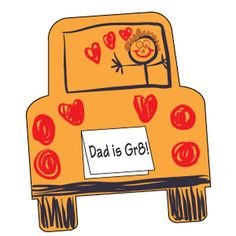 "Dad Is ""Gr8"", Lesson Plans - The Mailbox"
