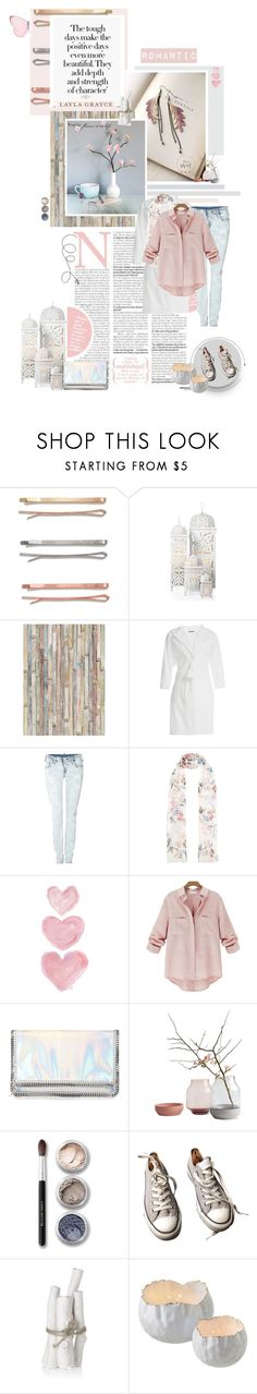 """Lego House - Ed Sheeran"" by skylight101 ❤ liked on Polyvore featuring Madewell, Casablanca, Brewster Home Fashions, Jil Sander, True Religion, Shabby Chic, STELLA McCARTNEY, Bare Escentuals, Converse and Dot & Bo"