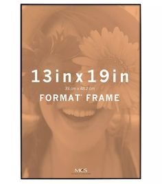 JoAnns, Black MCS Industries Single Image Format Frame Joanns Fabric And Crafts, Single Image, Industrial, Frame, Prints, Black, Picture Frame, Black People, Industrial Music
