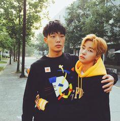 Jin hwan and Bobby Yg Entertainment, Bobby, Ringa Linga, Art Gay, Oppa Gangnam Style, Ikon Member, Winner Ikon, Warner Music, Kim Jinhwan