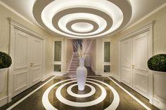Ümit Aslan Villası Kemer : Modern Koridor, Hol & Merdivenler VRLWORKS