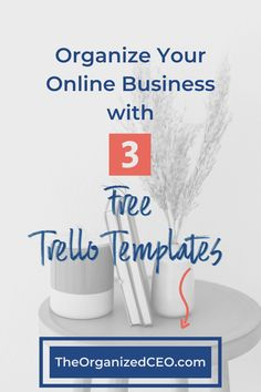 3 Free Trello Templates to organize your entire online business! These are perfect for service providers, coaches, consultants, virtual assistants, bloggers, podcasters, digital product creators, and course creators. Get the business dashboard, productivity planner, and systems and processes Trello boards today! Business Organization, Tool Organization, Make Money From Home, Way To Make Money, Trello Templates, Business Dashboard, Online Entrepreneur, Virtual Assistant, Online Jobs