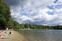 Though the rest of the world may known Walden Pond as Henry David Thoreau's favorite haunt, Massachusetts natives know it as a great place to cool off during the hot summer months. Visitors can also picnic, hike and canoe at this scenic pond.