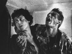 Ripley & Hicks - Aliens (1986)