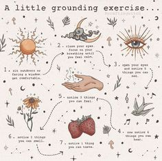 self care witchcraft grounding basics Wiccan Spells, Magick, Green Witchcraft, Wiccan Art, Healing Spells, Magic Spells, Grounding Exercises, Vie Motivation, Feeling Drained