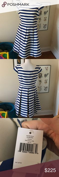 Kate Spade Mariella Dress NWT Kate Spade dress. Extremely flattering. Please comment for measurements or questions. 😍 kate spade Dresses