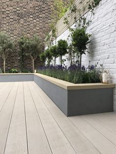 Side Yard And Backyard Gravel Garden Design Ideas GoFaGit.Com The post Side Yard And Backyard Gravel Garden Design Ideas GoFaGit.Com appeared first on Gartengestaltung ideen. London Garden, Modern Garden Design, Garden Design London, Backyard Landscaping Designs, Front Garden, Garden Design