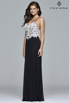 Faviana 7934  Faviana Long Island Prom Dresses - Outrageous Boutique Plainview NY, Bat Mitzvah, Prom, Sweet 16
