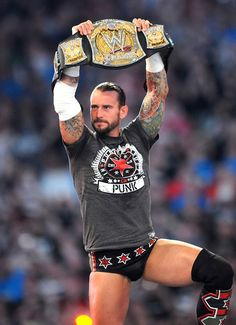 CM Punk Officially Announces UFC Debut: Find Out When & Who He'll Fight