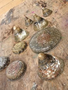 Orgone energy pyramids and then some...