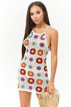 76fc10e5a5f 18 Best Crochet Mini Dresses images