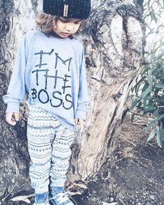 No truer words have ever been worn.  #boss  snag 20% off @livekreativeclothing CODE: JW20  #happymothersday #mywholeworld #mamasboy #motherhoodthroughinstagram #umh_kids #uniteinmotherhood #simplychildren #candidchildhood #littleandbrave #crunchymama #mommyblogger #oldnavystyle #mommylife #yogi #liveauthentic #momtogs #momswithcameras #clickinmoms #pixel_kids #totsontheblock #momofboys #mamasboy #mylove #adventure #liveslow #childrenoftheworld #fashionkids #ig_fashionkiddies by raisingjw