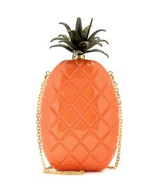 mytheresa.com - mytheresa.com online exclusive pineapple box clutch - Luxury Fashion for Women / Designer clothing, shoes, bags