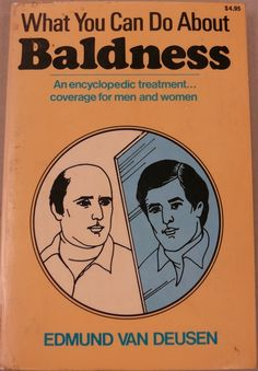What You Can Do About Baldness - Cover