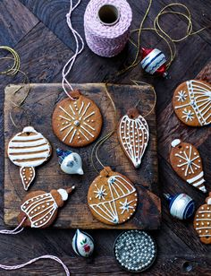 Our gingerbread Christmas tree decorations are a fun baking project for the whole family. They also make great homemade edible gifts