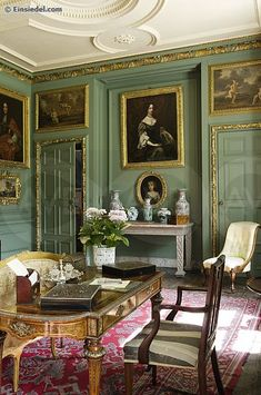 Prideaux Place ~ Elizabethan home from 1588 in Cornwall
