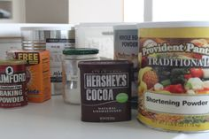Deluxe Chocolate Cake Mix | My Food Storage Cookbook