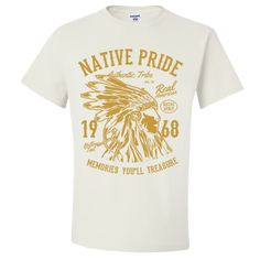 Native Pride Shirts American Clothing T shirts For Men Women Adult Unisex T-Shirt American Clothing, American Apparel, Unisex Gifts, Pride Shirts, Men And Women, Nativity, Mens Tops, T Shirt, Clothes