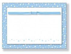 Cute Blue Backgrounds | Blue Stars Announcements Baby Announcements, 1349