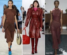 Awesome Spring/ Summer 2017 Color Trends: Cognac Brown... S-S 2018 MEDITERRANEAN Check more at http://fashionie.top/pin/24675/