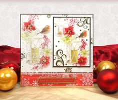 A Family Christmas by Hunkydory Crafts. Card made using 'Candle-lit Christmas' topper set http://www.hunkydorycrafts.co.uk/cgi-bin/bb000067.pl?ACTINIC_REFERRER=http://www.hunkydorycrafts.co.uk/cgi-bin/bb000067.plPRODUCTPAGE=Candle-lit-Christmas-Individual-Topper-Set-FAMX904.html#SID=279