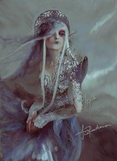 Hel Daughter of Loki.Ruler Of Hel located in Niflheim.