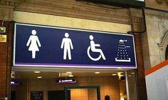 a shower not a Dalek.