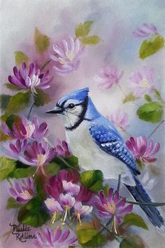 Such a beautiful painting! #animalart #art http://www.keypcreative.com/