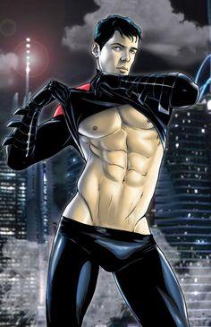 Nightwing by Joe Phillips