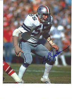 Dallas Cowboys Lee Roy Jordan Autographed 8x10 photo & COA