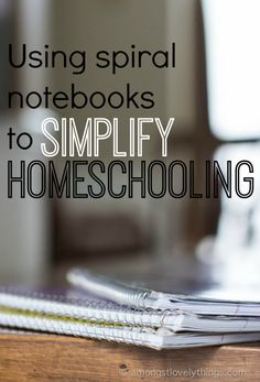 Simplify your homeschool day with 10 minutes and 10 cents.