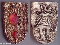 Gravesite artifacts Mikulčice Veľká Morava/Great Moravia