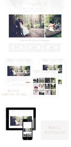 Fairlight Genesis Child Theme. WordPress Photography Themes. $50.00