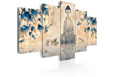 Cuadro de Buda te permitirá obtener un toque oriental en el interior #cuadros #cuadro #impresión #impresion #budda #fengshui #zen