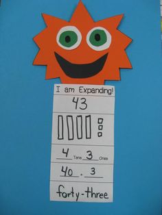 Smiling and Shining in Second Grade: Place Value