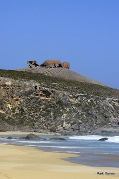 Remarkable Rocks - different view point https://www.facebook.com/photo.php?fbid=10153024431208894